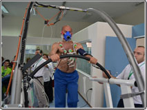 Ergospirometry seminar w/ Quark CPET held at Greek Sport Science Congress