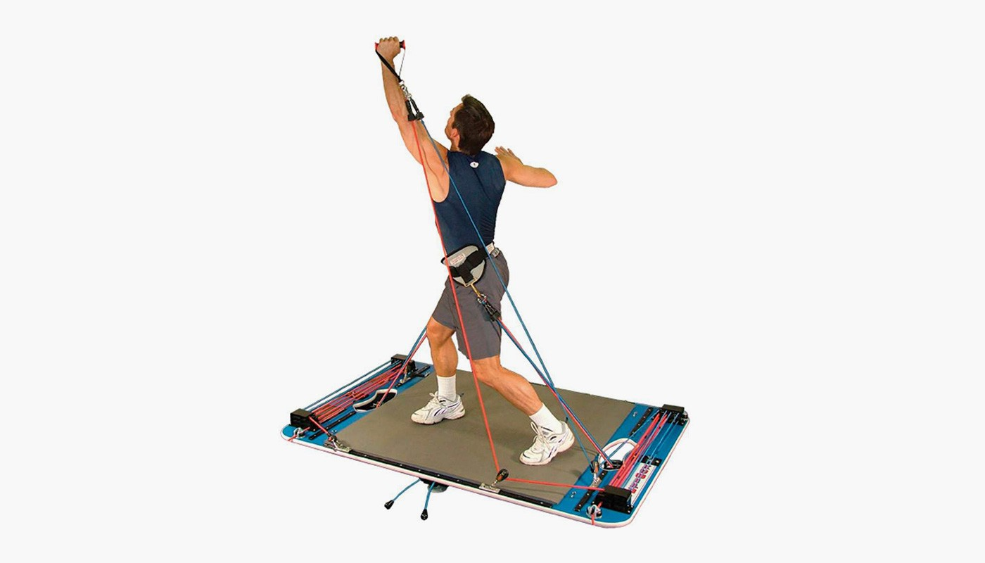 Multi-function jumping mat V8 for SpeedLab®