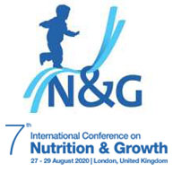 August 27-29, 2020: N&G 2020 - 7th International Conference on Nutrition & Growth