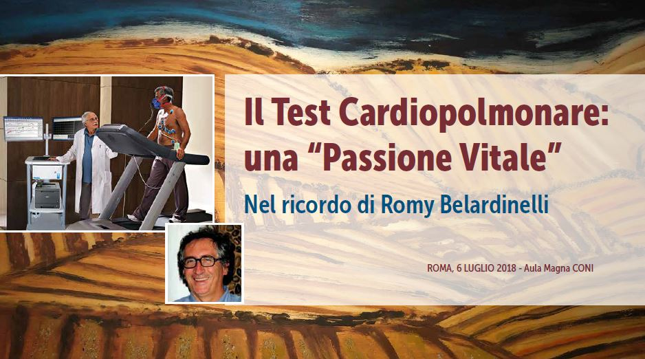 """Il Test Cardiopolmonare: una """"Passione Vitale"""" - Nel ricordo di Romy Belardinelli"""