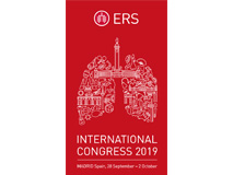 September 29 - October 2: ERS International Congress 2019