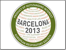 COSMED and Spiropalm 6MWT winners of ERS Product of Outstanding Interest 2013
