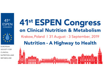 August 31 - September 3 2019: Meet COSMED at the 2019 ESPEN Congress on Clinical Nutrition and Metabolism