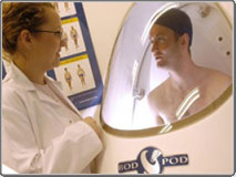 BOD POD helps monitoring Real Madrid footballers after-match recovery